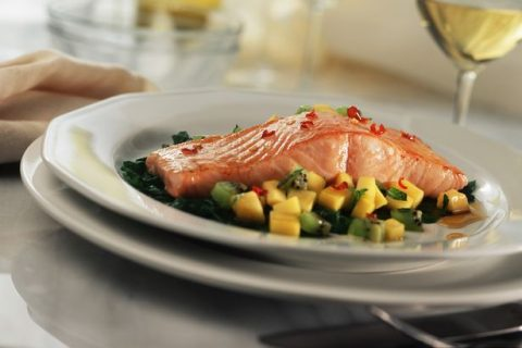 A-plate-of-salmon
